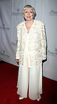Celeste Holm.arriving for the Princess Grace Awards honoring Glenn Close at Cipriani 42nd Street in New York City..October 15, 2008.