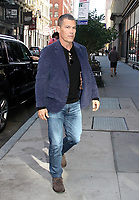 NEW YORK, NY - OCTOBER 17:  James Brolin spotted arriving at 'AOL Build'  in New York, New York on October , 17, 2017.  Photo Credit: Rainmaker Photo/MediaPunch