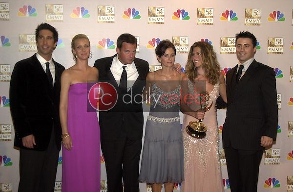 "Cast of ""Friends"""