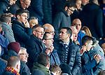 07.04.2019 Motherwell v Rangers: Steven Gerrard at full time