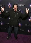 """Frank Bello attending the Broadway Opening Night Performance of  """"Rocktopia"""" at The Broadway Theatre on March 27, 2018 in New York City."""