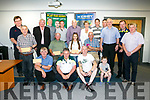 Kerry GAA Night of Champions awards winners Presentation at Austin Stack Park pavilion on Monday