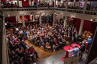Nederland, Amsterdam,   20170314<br /> Debatreeks It's the food in Rode Hoed
