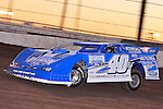 Feb 17, 2014; 6:21:50 PM;  Barberville, FL, USA;  World of Outlaws Late Model Series for 43rd Annual DIRTcar Nationals presented by Summit Racing Equipment at Volusia Speedway Park.  Mandatory Credit: (thesportswire.net)
