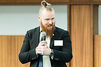 20170512 Seminarium om Ung Ledarskap i Luleå med Hans Majestät Konungen. Arrangörer: Stiftelsen Ungt Ledarskap och Scouterna