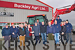 Presentation : pictured at the presentation of sponsorship by Buckley;s Agri. Listowel to the Abbeydorney Ploughing Committee on Saturday were Aenas Horan, Mundy Hayes, Sonny Egan, Chris mcCarthy, Jer McCarthy, Dodo O'Connell, Jimmy Lawlor, Paudie Buckley, Jack Corridon, Henry Buckley, Tom O'Mahony, Tom Rice, Jer Maunsil, Donie Mulvihill, Pat Hayes & Frank Egan.