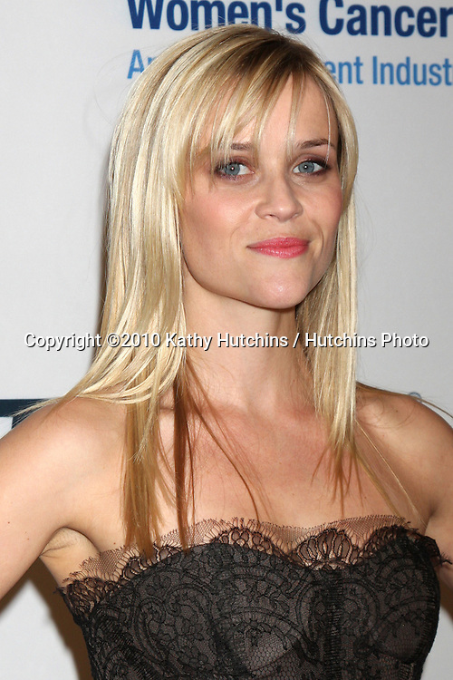 "Reese Witherspoon.arriving at ""An Unforgetable Evening"" benefiting EIF's Women's Cancer Research Fund 2010.Beverly Wilshire Hotel.Beverly Hills, CA.January 27, 2010.©2010 Kathy Hutchins / Hutchins Photo...."
