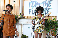 New York Ny Aug 27: St Beauty The Pre-VMA Fem The Future Brunch with Janelle Monae in New York City on August 27, 2016 Credit Walik Goshorn / MediaPunch