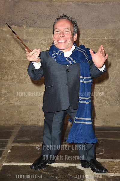 Warwick Davies arriving for the Harry Potter Summer Screenings Preview Evening at the Warner Bros. Studio, Leavesden, Watford. 01/07/2014 Picture by: Steve Vas / Featureflash