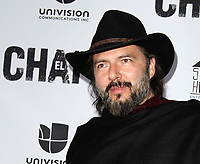 19 April 2017 - Los Angeles, California - Rodrigo Abed. Univision's 'El Chapo' Original Series Premiere Event held at The Landmark Theatre. Photo Credit: AdMedia