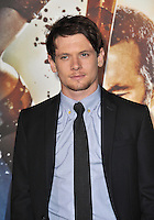 Jack O'Connell at the premiere of his movie &quot;300: Rise of an Empire&quot; at the TCL Chinese Theatre, Hollywood.<br /> March 4, 2014  Los Angeles, CA<br /> Picture: Paul Smith / Featureflash