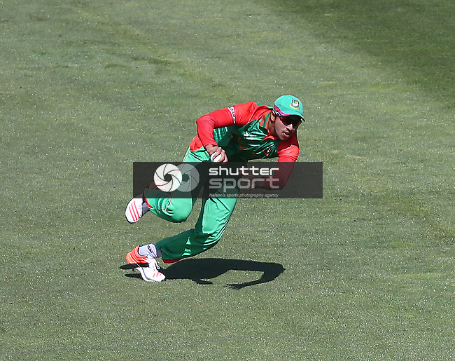 ICC World Cup Bangladesh v Scotland 5th March 2015, Photographer: Evan Barnes/Shuttersport