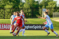 Boyds, MD - Saturday June 03, 2017:  Meggie Dougherty Howard during a regular season National Women's Soccer League (NWSL) match between the Washington Spirit and the Houston Dash at Maureen Hendricks Field, Maryland SoccerPlex