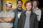 Jul 08, 2014: PARQUET COURTS - Photosession in Paris France