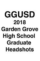 GGUSD 2018 Garden Grove HS Grad headshots