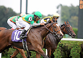 Elegant Bess wins 8th race at Saratoga on Aug. 23, 2009