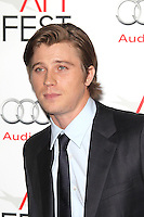 HOLLYWOOD, CA - NOVEMBER 03: Garrett Hedlund at the 'On The Road' premiere during the 2012 AFI Fest presented by Audi at Grauman's Chinese Theatre on November 3, 2012 in Hollywood, California. Photo By mpi22/MediaPunch Inc. .<br />