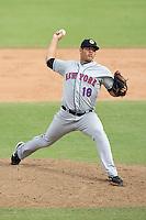 Nick Carr - Mesa Solar Sox - 2010 Arizona Fall League.Photo by:  Bill Mitchell/Four Seam Images..