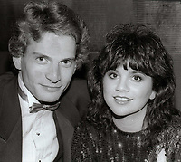 Rex Smith Linda Ronstadt Undated<br /> Photo By Adam Scull/PHOTOlink.net