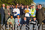 SAFETY FIRST: Students from Tralee Community Colllege, Clash discovered what safety procedures are vital for working on building sites during a Safe Pass Course recently.