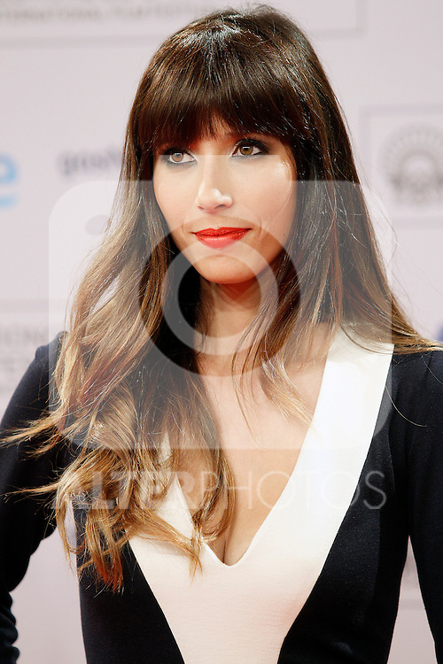 Spanish actress Barbara Goenaga attends the photocall before Donosti Award Gala during the 60th San Sebastian Donostia International Film Festival - Zinemaldia.September 29,2012.(ALTERPHOTOS/ALFAQUI/Acero)