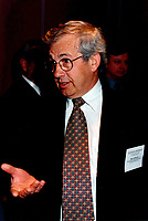 File, Montreal (Quebec) CANADA<br /> <br /> Marc LeFrancois, President Via Rail<br /> Photo (c) 2004) Pierre Roussel/ Images Distribution