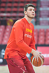 Spain Jonathan Barreiro during European Qualifiers to China 2019 World Cup match between Spain and Montenegro at Principe Felipe Stadium in Zaragoza , Spain. February 22, 2018. (ALTERPHOTOS/Borja B.Hojas)