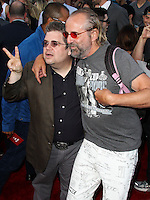 WESTWOOD, LOS ANGELES, CA, USA - JUNE 10: Patton Oswalt, Peter Stormare at the World Premiere Of Columbia Pictures' '22 Jump Street' held at the Regency Village Theatre on June 10, 2014 in Westwood, Los Angeles, California, United States. (Photo by Xavier Collin/Celebrity Monitor)