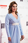 Belinda Washington attends to the photocall of the Global Gift Gala at Cibeles Palace in Madrid. April 02, 2016. (ALTERPHOTOS/Borja B.Hojas)
