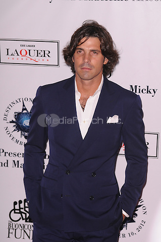 MIAMI, FL - NOVEMBER 10: Nacho Figueras attend Destination Fashion 2012 To Benefit The Buoniconti Fund To Cure Paralysis, the fundraising arm of The Miami Project to Cure Paralysis, on November 10, 2012 in Miami, Florida.  © MPI10/MediaPunch Inc