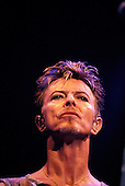 Sep 14, 1995: DAVID BOWIE - Outside Tour - Hartford CT USA