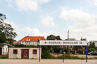 """Z pociagu do Wroclawia na """"Dali Noge"""""""