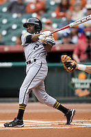 Missouri TIger OF Russell LaFleur against the Texas Longhorns on Sunday March 7th, 2100 at the Astros College Classic in Houston's Minute Maid Park.  (Photo by Andrew Woolley / Four Seam Images)