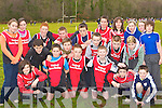 Pobailscoil Chorca Dhuibhne, Dingle who ran at the Kerry Vocational School's Cross Country athletic championships in Killarney on Friday front row l-r: Rowan McLoughlan, David O'Connor, Colm Hurley, Alan Kelly, Fianch O'Loinsigh. Back row: Nassa Kennedy, Gra?inne Keane, Tadgh Fahy, Shauna Houlihan, Oisin Moriarty, Peter Garvey, Brain Murphy, Robert Barrett, Liam Boland, Barra O'Suillibheain, Eileen O'Connor, Dara Brosnan, Aoife Geaney, Donal Sheehy, Jenny Ni? She?  and Tadgh Brosnan