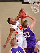 Basketball: Fayetteville at Heritage