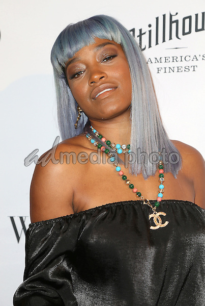13 October 2016 - Beverly Hills, California - Keke Palmer.   What Goes Around Comes Around (WGACA) Grand Opening held at What Goes Around Comes Around. Photo Credit: F. Sadou/AdMedia