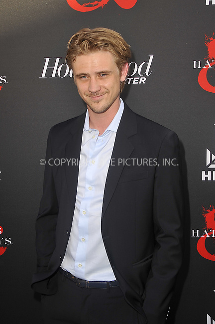 WWW.ACEPIXS.COM . . . . .  ....May 21 2012, LA....Boyd Holbrook at a special screening of 'Hatfields & McCoys' hosted by The History Channel at Milk Studios on May 21, 2012 in Hollywood, California. ....Please byline: PETER WEST - ACE PICTURES.... *** ***..Ace Pictures, Inc:  ..Philip Vaughan (212) 243-8787 or (646) 769 0430..e-mail: info@acepixs.com..web: http://www.acepixs.com
