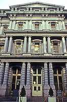 St. Louis: Old Post Office--Facade. Photo '78.