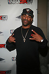 DJ Clue  Attends the premiere and celebration of 2K Sports' NBA2K13 with its Executive Producer, JAY Z and a live performance by Meek Mill held at The 40/40 Club, NY   9/26/12