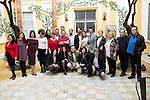 """Full cast during the presentation of the second season of the """"Alli Abajo"""" serie of Atresmedia in Sevilla, Spain. February 09, 2016. (ALTERPHOTOS/ BorjaB.Hojas)"""