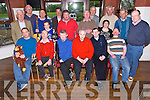 Kerry Parents and Friends in association with Tralee Lions Club, - Residents of Eagle Lodge enjoying a night of fun at O'Donnells Bar, Mounthawk.  Meet every Monday nights during the winter, held their  last night on Monday 19th of May. Thanking O'Donnells Bar for Facilitating over the past months