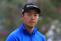 Daniel Im (USA) on the 7th tee during Round 1 of the UBS Hong Kong Open, at Hong Kong golf club, Fanling, Hong Kong. 23/11/2017<br /> Picture: Golffile | Thos Caffrey<br /> <br /> <br /> All photo usage must carry mandatory copyright credit     (&copy; Golffile | Thos Caffrey)