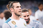 Real Madrid's Gareth Bale during XXXVIII Santiago Bernabeu Trophy at Santiago Bernabeu Stadium in Madrid, Spain August 23, 2017. (ALTERPHOTOS/Borja B.Hojas)