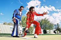 Elvis revival festival