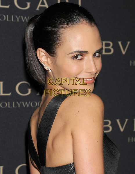 WEST HOLLYWOOD, CA- FEBRUARY 25: Actress Jordana Brewster arrives at the BVLGARI 'Decades Of Glamour' Oscar Party Hosted By Naomi Watts at Soho House on February 25, 2014 in West Hollywood, California.<br /> CAP/ROT/TM<br /> &copy;Tony Michaels/Roth Stock/Capital Pictures