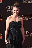 Billie Piper<br /> arriving for the Olivier Awards 2017 at the Royal Albert Hall, Kensington, London.<br /> <br /> <br /> &copy;Ash Knotek  D3245  09/04/2017
