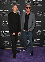 "BEVELY HILLS, CA - March 29: Wentworth Miller, Dominic Purcell, At 2017 PaleyLive LA Spring Season - ""Prison Break"" At The Paley Center for Media  In California on March 29, 2017. Credit: FS/MediaPunch"