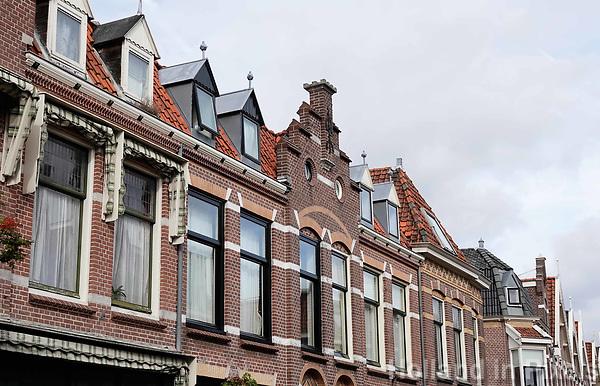 Nederland  Alkmaar -  Oktober 2018. Straat in Alkmaar.   Foto Berlinda van Dam / Hollandse Hoogte