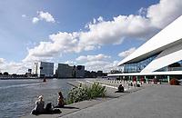 Nederland Amsterdam - 2018. Film Instituut Eye.   Foto Berlinda van Dam / Hollandse Hoogte