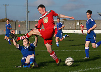 2015 11 U17 Cork City v Limerick